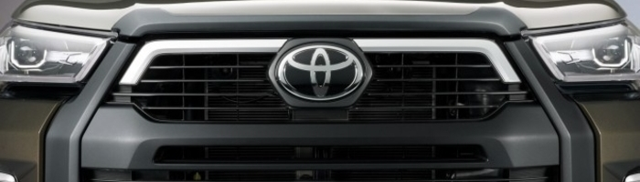 Véhicule utilitaire Toyota Hilux